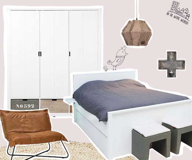 Roze Slaapkamer Volwassenen : Slaapkamers voor volwassenen