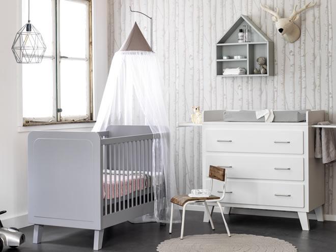 Babykamer Scandi Coming Kids in de wijde wereld
