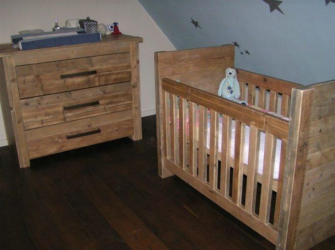 babykamer naturel steig klein