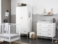 complete babykamer Bliss White