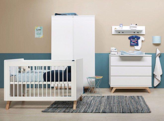 Complete Babykamer 3 Delig.Lynn Complete Babykamer Lynn Serie Scandinavisch Bij In De Wijde Wereld
