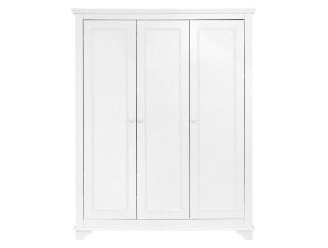Charlotte 3-deurskast