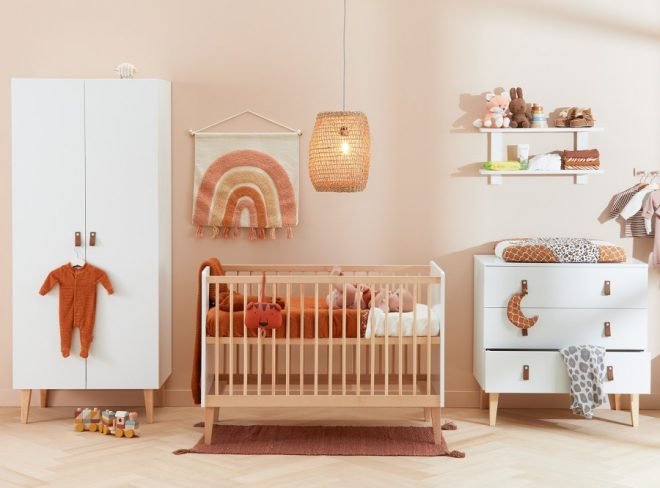 Indy complete babykamer