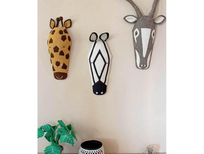 Dierenkop Antilope