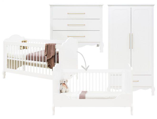 Elena meegroei babykamer